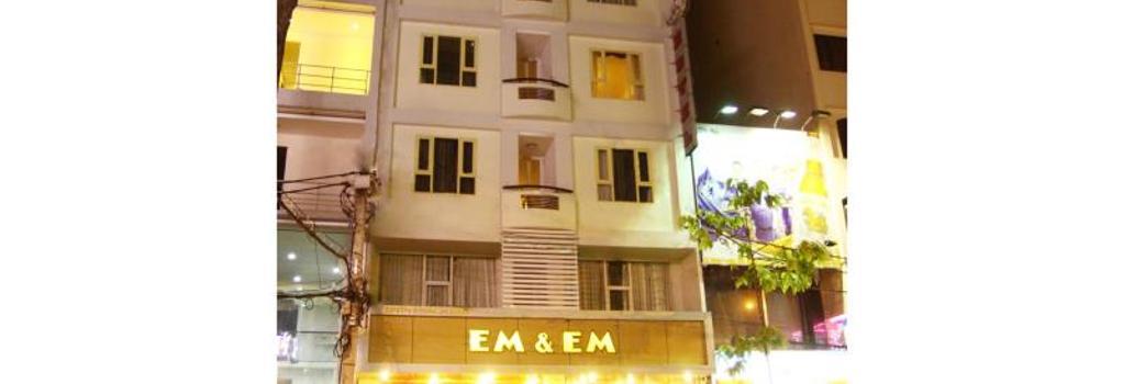 Em & Em Hotel - Bui Thi Xuan - Ho Chi Minh City - Building