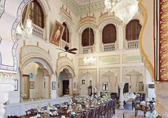 Alsisar Haveli - A Heritage Hotel - Jaipur - Restoran