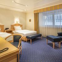 Hotel An Der Messe Guestroom