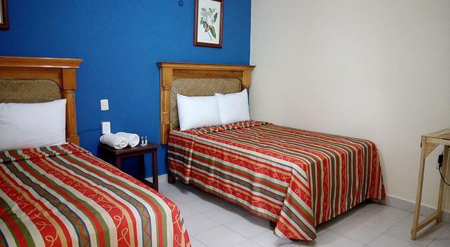 La Alegria Hotel - Playa del Carmen - Bedroom