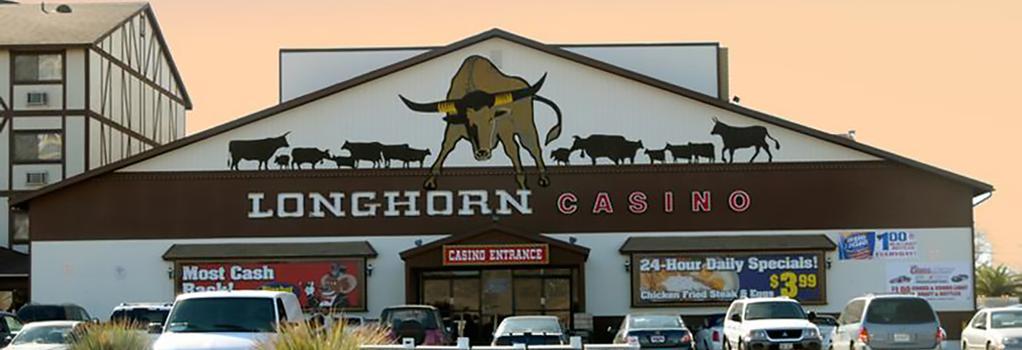 Longhorn Casino & Hotel - Las Vegas - Building