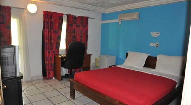 Résidence Saint-Jacques Bord de mer - Pointe Noire - Bedroom