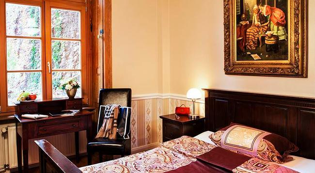 Honigmond Garden Hotel - Berlin - Bedroom