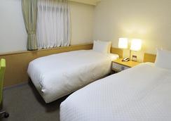 Court Hotel Hakata Ekimae - Fukuoka - Kamar Tidur