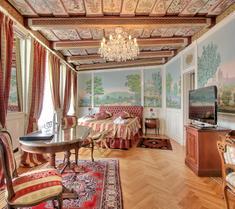Alchymist Prague Castle Suites