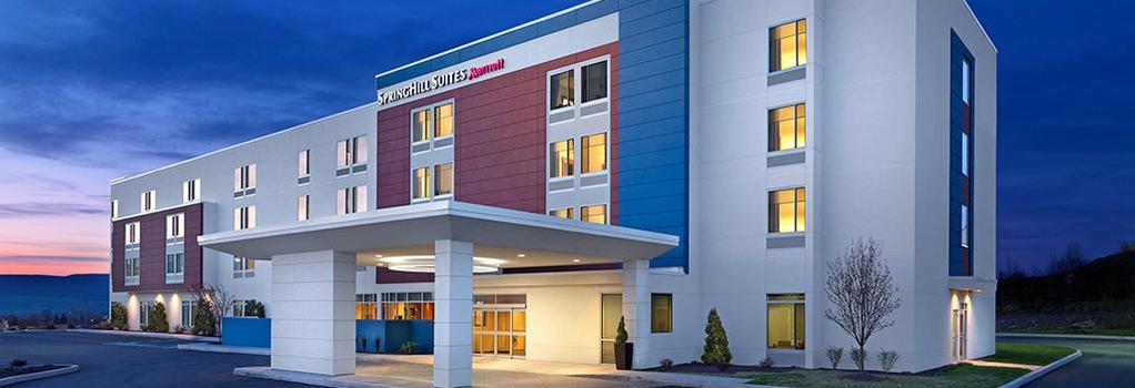 SpringHill Suites by Marriott I-10 West-Energy Corridor - Houston - Building