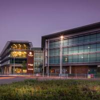 DoubleTree by Hilton Hotel Newcastle International Airport Hotel Front - Evening/Night