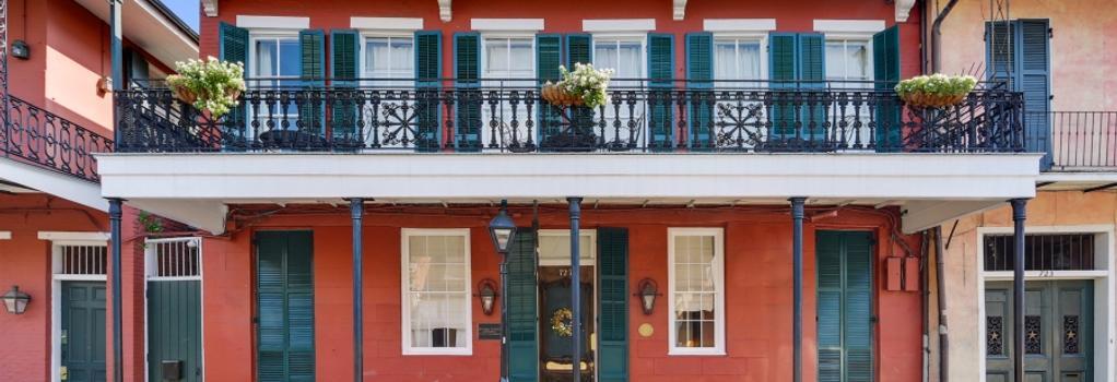 Hotel Maison de Ville - New Orleans - Building