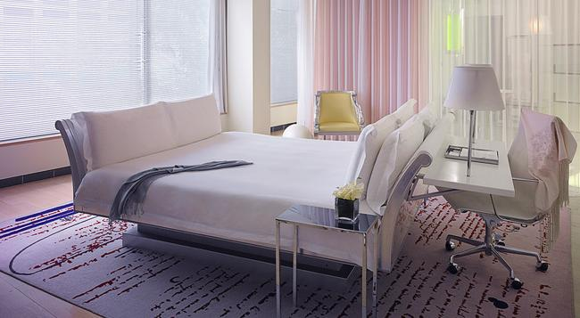 Sanderson - London - Bedroom