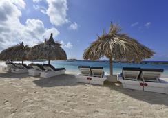 Kontiki Beach Resort Curaçao - Willemstad - Pantai