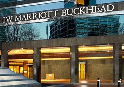 JW Marriott Atlanta Buckhead - Atlanta - Bangunan
