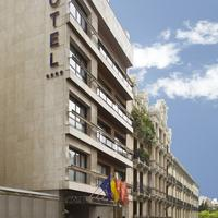 Hotel Serrano Fachada