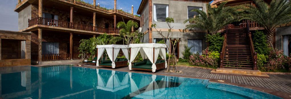 Model Angkor Resort - Siem Reap - Building