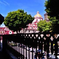 Hotel del Portal Puebla Exterior