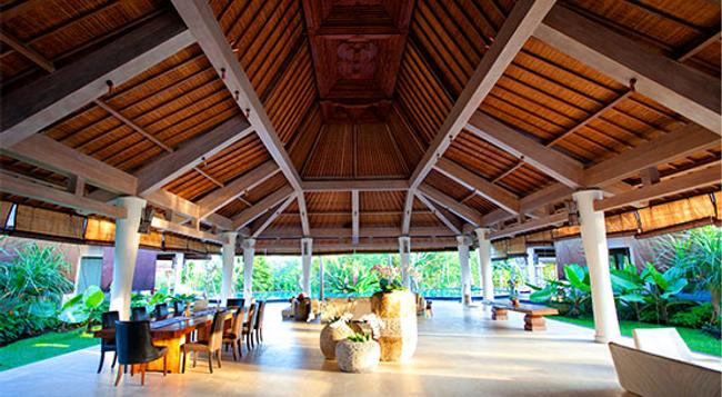 Pandawas Villas - Ubud - Building