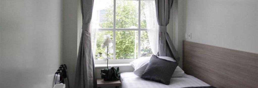 Hotel Library Amsterdam - Amsterdam - Bedroom