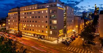Flemings Hotel Frankfurt Main-Riverside - Frankfurt - Bangunan