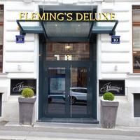 Fleming's Deluxe Hotel Wien-City Hotel Entrance