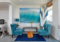 Pacific View Inn - San Diego - Lobi