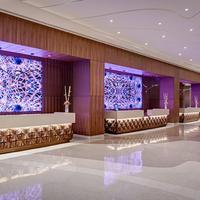 JW Marriott Austin Lobby