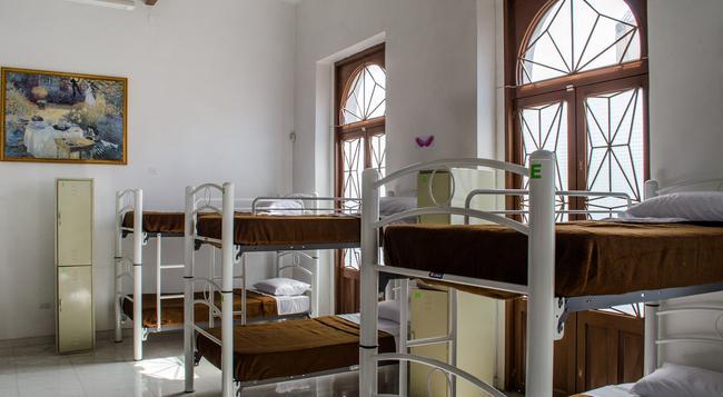 Hostal Casona de los Angeles - Puebla - Bedroom