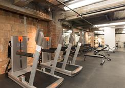 Q&A Residential Hotel - New York - Gym