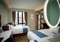 NobleDEN Hotel - New York - Kamar Tidur