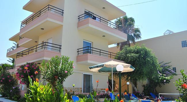 Dimitra & Evdokia Hotel - Chania (Crete) - Building