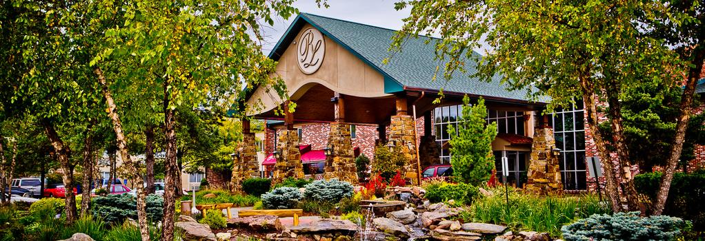 Regency Lodge - Omaha - Outdoor view