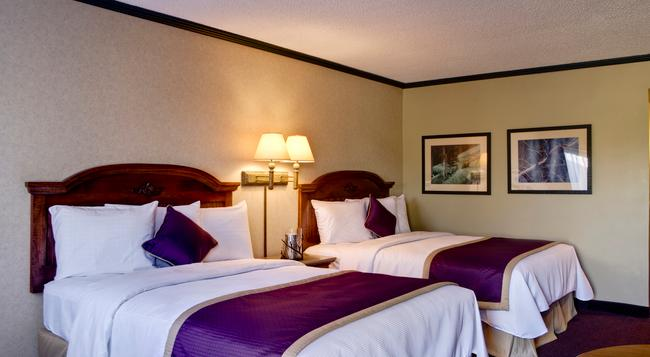 Regency Lodge - Omaha - Bedroom