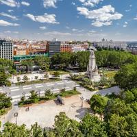 Barceló Torre de Madrid Outside view