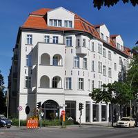 Exe Hotel Klee Berlin Exterior