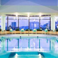 Boston Marriott Copley Place Health club