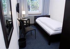 Hotel Metropolitan - Berlin - Kamar Tidur