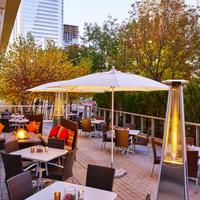 The Westin Charlotte JPC Restaurant Terrace