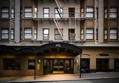 Hotel Zeppelin San Francisco - San Francisco - Bangunan