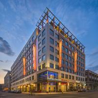 Residence Inn by Marriott Boston Back Bay Fenway Hotel Front - Evening/Night