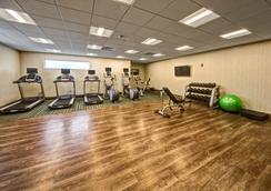 Holiday Inn Express Louisville Airport Expo Center - Louisville - Gym