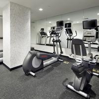 Courtyard New York Downtown Manhattan / World Trade Center Area Fitness Facility