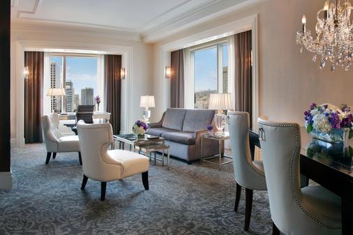 The Adelaide Hotel, Toronto - Toronto - Ruang tamu