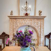 Purple Dog Suites Interior Detail