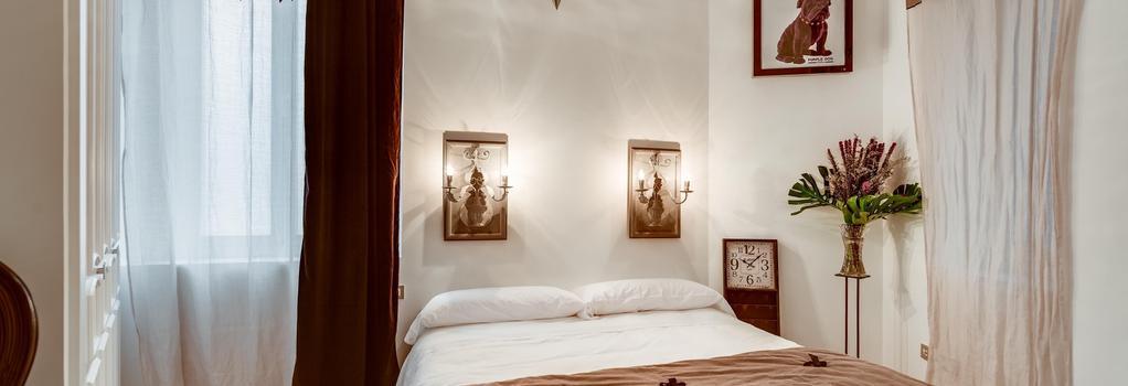 Purple Dog Suites - León - Bedroom