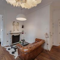 Purple Dog Suites Living Room