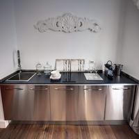 Purple Dog Suites In-Room Kitchenette