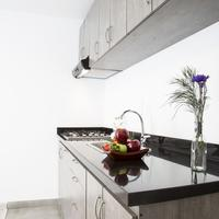 Agora Suites In-Room Kitchenette