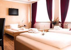 The Agas Hotel Berlin - Berlin - Kamar Tidur