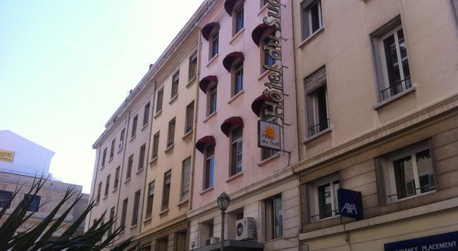 Hotel Du Sud - Marseille - Building