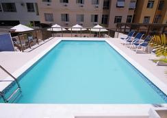 Hotel Astoria Copacabana - Rio de Janeiro - Kolam