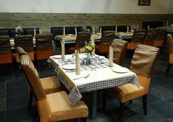 Hotel Chennai Deluxe - Chennai - Restoran