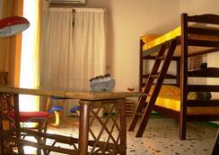 Vucciria Hostel - Palermo - Kamar Tidur
